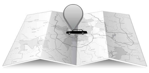 about us map - Orlando limo service