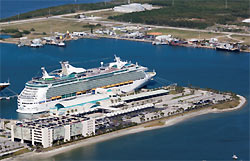 MCO Airport Limo to Port Canaveral Cruise Terminals
